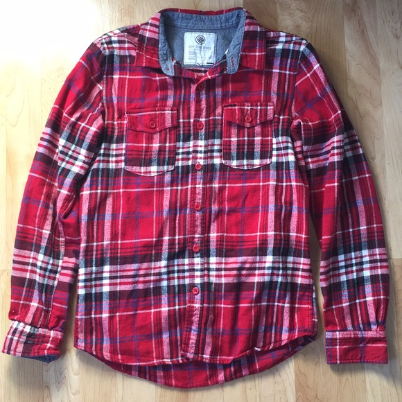 on the byas Other - Red Flannel